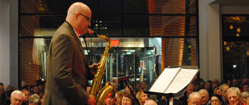 Jazz at the Bechtler: Post-Holiday Blues