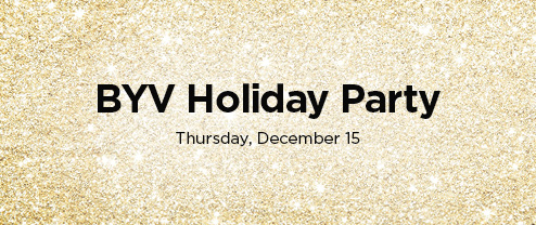 Bechtler Young Visionaries Holiday Party