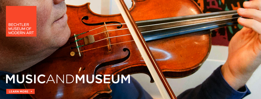 Bechtler Museum of Modern Art - Music And Museum