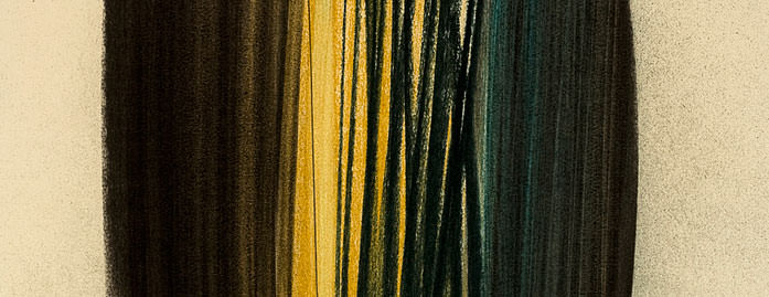 Hans Hartung – Untitled (P-1959) (detail), 1959.|© 2009 Artists Rights Society (ARS), New York / ADAGP, Paris